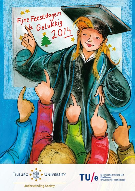 Fijne feestdagen & Gelukkig 2014!!