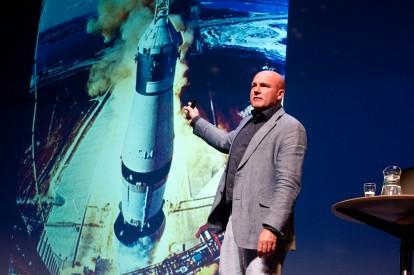 Adembenemende beelden uit de ruimte!