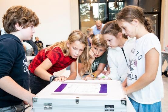 Tilburg University Night University Science Zoo 2018